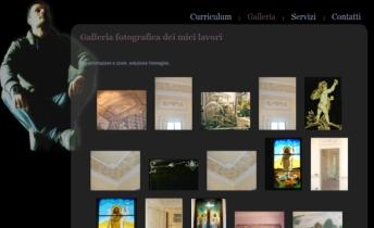 Una schermata del sito www.laboratoriodellemaestranze.it