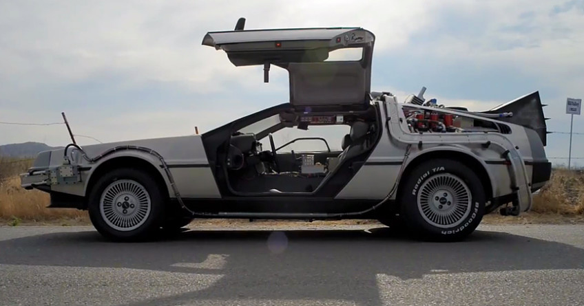 1981-Delorean-TIME-MACHINE